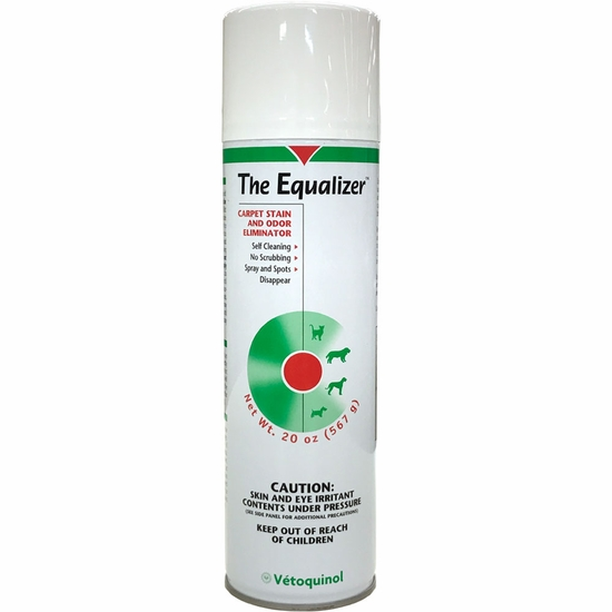 The Equalizer Carpet Stain and Odor Eliminator (20 oz)
