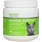 Tomlyn® Immune Support L-Lysine Supplement Powder for Cats (3.5 oz)
