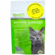 Tomlyn® L-Lysine Immune Support Supplement Chews for Cats (30 Count)