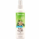 TropiClean Baby Powder Deodorizing Pet Spray (8 fl oz)