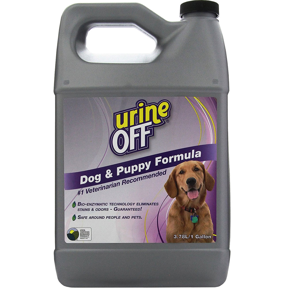 Urine-Off Odor & Stain Remover FOR DOGS (GALLON)