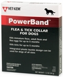 Vet Kem Powerband Flea & Tick Collar for Dogs