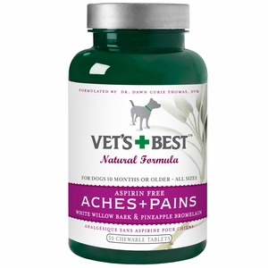 Vet's Best Aches & Pain For Dogs (50 chewable tablets)