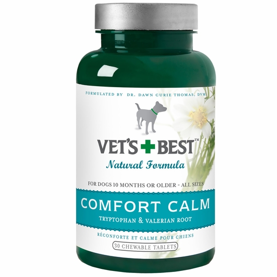 Vet's Best Comfort Calm For Dogs (30 chewable tablets)