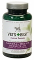 Vet's Best  Hairball Relief Digestive Aid For Cats (60 chewable tablets)
