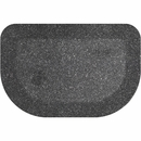 """Wellness Rounded PetMat - Silver Haven (Large 45""""x30"""")"""