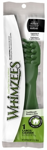 Whimzees Toothbrush - Large (1 pc)