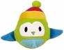 Zanies North Pole Pals Squeaker Ball - Owl