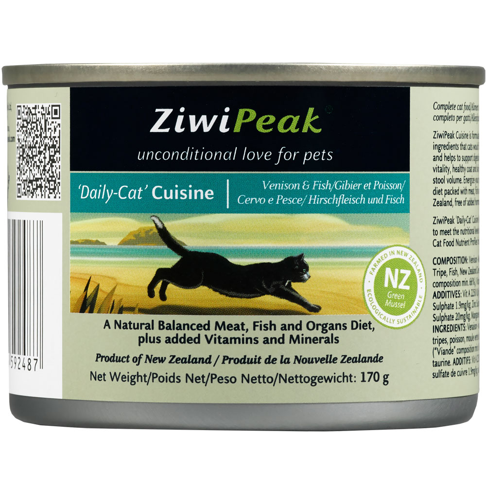 Ziwipeak Wet Cat Cuisine