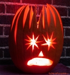 Electrocution Pumpkin