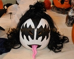Gene Simmons With Taffy Tongue