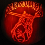 Metallica Pumpkin