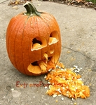 Puking Pumpkin Version 832