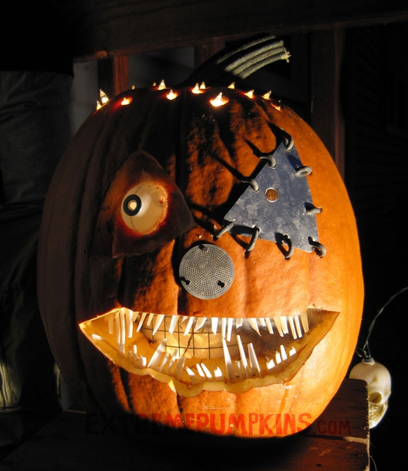 The 2010 FrankenPumpkin