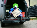 The Clown In The Van