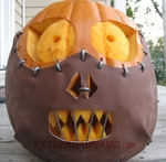 The Hannibal Pumpkin