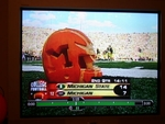 The Michigan Pumpkin on TV