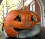 The Moldy Beard Pumpkin