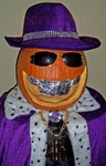 The Pimp Pumpkin - A Pimpkin?