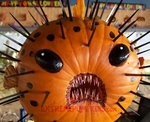 The Puffer Fish Pumpkin