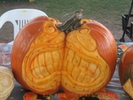The Pumpkin Bumpkin Had Twins