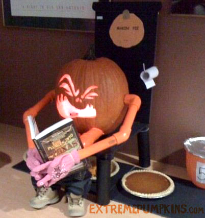 The Pumpkin Pie Maker