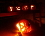 The Pusher Pumpkin
