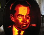 The Richard Nixon Pumpkin