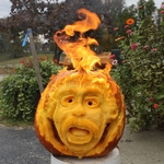 The Richard Prior Pumpkin