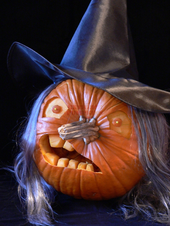 The Witch Pumpkin