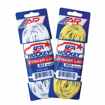 A&R Heavy Waxed Hockey Laces