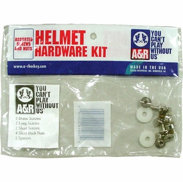 A&R Hockey Helmet Kit
