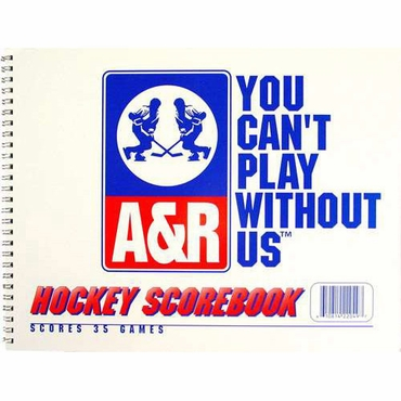 A&R Hockey Scorebook