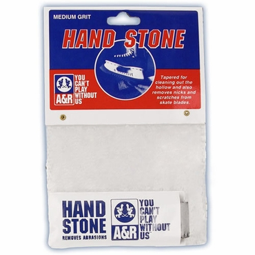 A&R Ice Hockey Skate Hand Stone