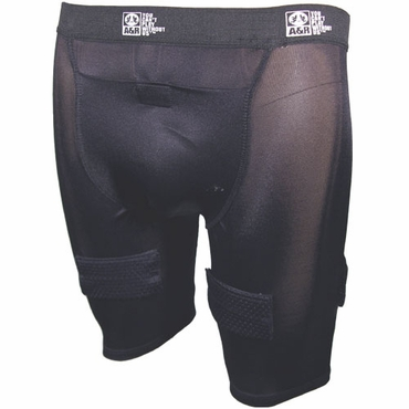 A&R JohnnyGard Youth Hockey Shorts