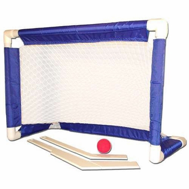 A&R Mini Hockey Goal Set with Stick