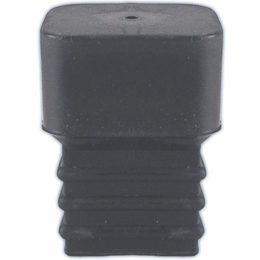 A&R Rubber Butt End Cap