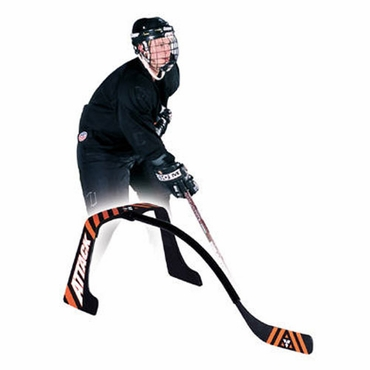 Attack Triangle Hockey Stick Training Tool