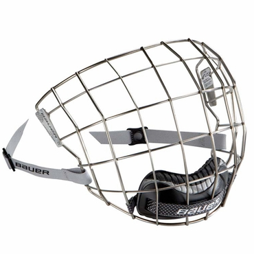 Bauer 9900 Oval Hockey Helmet Cage