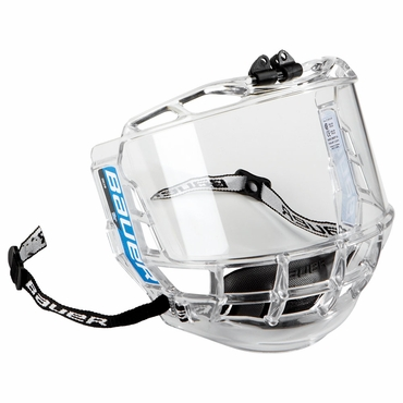 Bauer Concept 3 Senior Hockey Helmet Full Shield