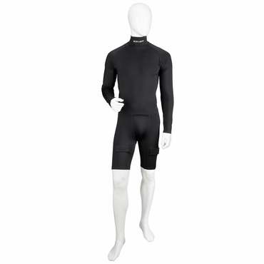 Bauer Core Integrated Neck Knee Length Hockey One Piece - Senior