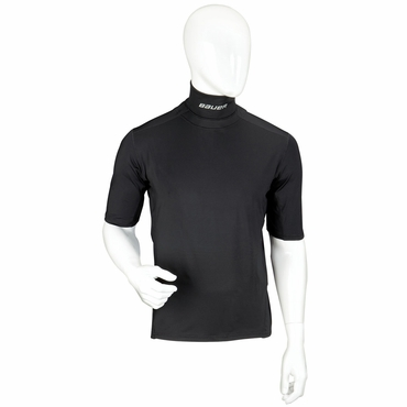 Bauer Core Integrated Neck Short Sleeve Hockey Shirt - Senior