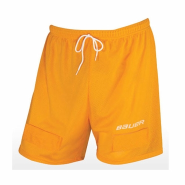 Bauer Core Mesh Hockey Jock Shorts - Youth
