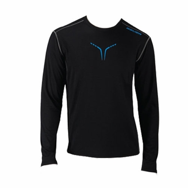 Bauer Core Long Sleeve Hockey Shirt - Senior