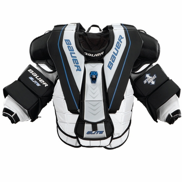 Bauer Elite Intermediate Hockey Goalie Chest and Arm Protector