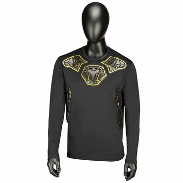 Bauer Elite Padded Goalie Hockey Shirt - Senior