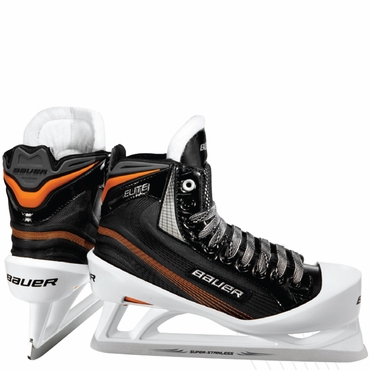 Bauer Elite Ice Hockey Goalie Skates - Senior