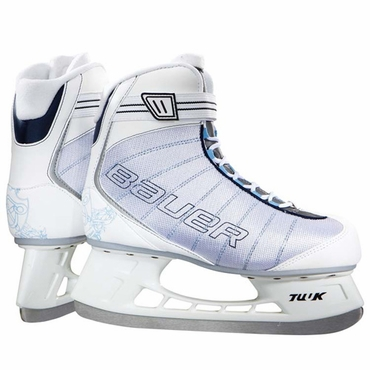 Bauer Flow Recreational Ice Skates - Women