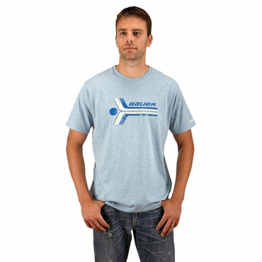 Bauer Heritage Senior Short Sleeve Hockey Shirt