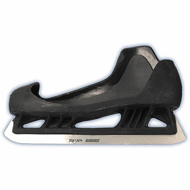 Bauer ICM Junior Ice Hockey Goalie Skate Cowling & Stainless Steel Runner
